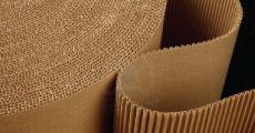 Corrugated Rolls & Paper